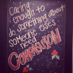 Our kids are leaning about compassion in UpStreet this month at @wiregrasschurch