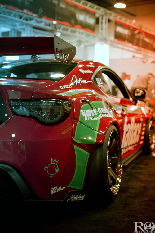 silentskyking:  royalorigin:  Fatlace Scion FRS on royal-origin.com.  Merry christmas!!