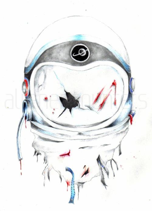 Astronaut Helmet DrawingAstronaut Helmet Drawing