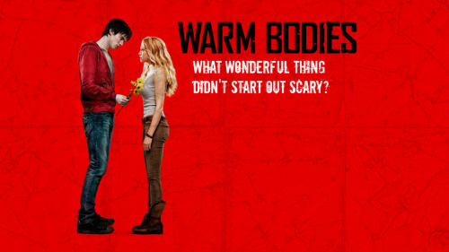 "I made a Warm Bodies wallpaper to celebrate the fact that I'M SEEING IT NEXT WEEK The quote ""What wonderful thing didn't start out scary?"" is from the book. I think it encompasses the tone of the story very well; better than the taglines of the movie. Feel free to use this if you want."