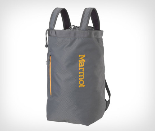 Marmot Urban Hauler. Big bucket bag.