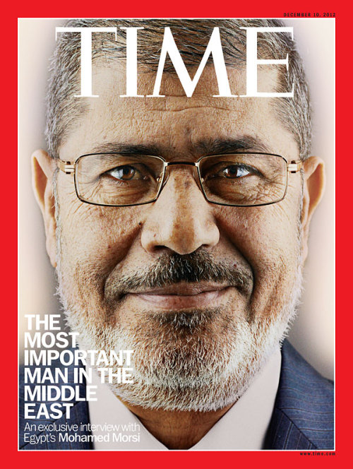 Time Magazine Cover (Dec. 10)