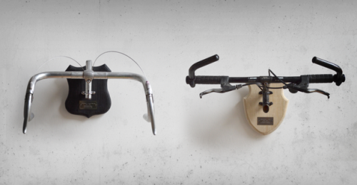 Bicycle Taxidermy - the perfect gift for the fixie hipster in your life.