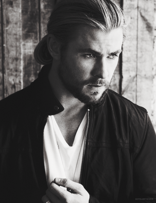Chris Hemsworth, Empire Magazine January 2013