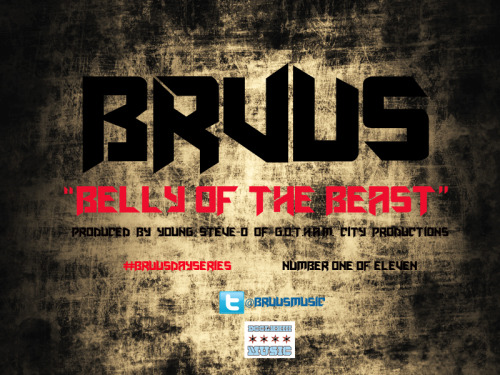 #BruusdaySeries… 1 of 11. Im about to explain in detail.