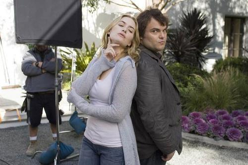 Kate Winslet + Jack Black = O Amor não tira Férias The Holiday, 2006
