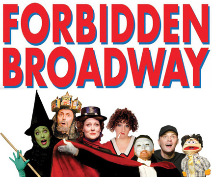 This fall-down funny musical roast of Broadwayis dazzling audiences across America on its 30th anniversary tour— and not a moment too soon. Winner of nine Drama Desk Awards, a Special Tony®, an Obie, a Lucille Lortel and a Drama League Award—Forbidden Broadway is back with an all-new, fresh view of the highs and lows of recent seasons, including delicious spoofs of hits like Porgy and Bess, Anything Goes, Follies, Spiderman, Book of Mormon, Nice Work If You Can Get It, Once and Death of a Salesman. Creator Gerard Alessandrini and his merry production team will wow you with outrageous costumes, hilarious rewrites of the songs you know and love, and dead-on impressions by a stellar cast. One of the funniest evenings on or off Broadway is roaring into Dallas—and you'll want to be front and center! Purchase your Tickets today! Want the best seats? Become a Member today! Groups of 10 or more can enjoy discounts and other great perks!