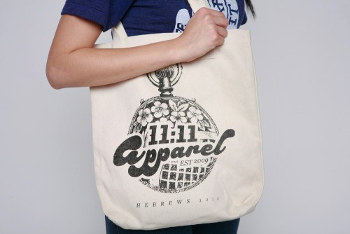 FREE tote bag with every order today only at www.11elevenapparel.com + Get 15% off your entire order when you use the code: SNOWFLAKES at the check-out. Happy shopping! xo