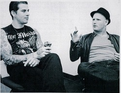 illbleed4ever:  Matt and Corey <3