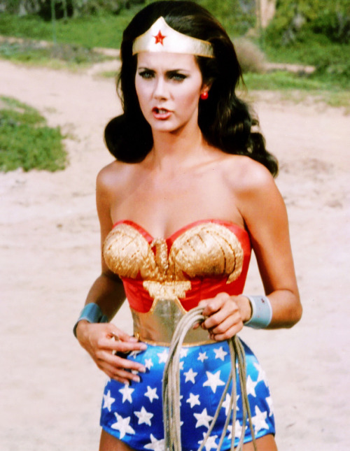 Lynda Carter as Wonder Woman, 1970's
