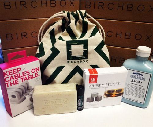 Meet the Birchbox Man Ultimate Collection! This gift includes a one-year subscription to Birchbox Man, plus five of our must-try products. Click through to learn more → http://birch.ly/SsWJGC