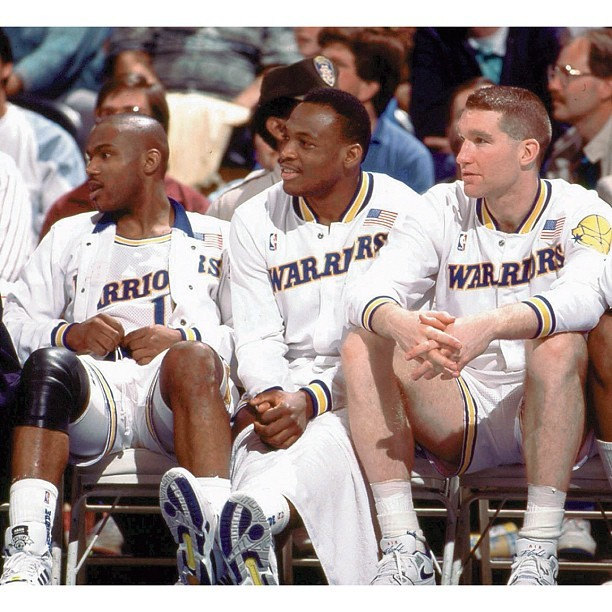 slamonline:  RUN TMC #tbt  I can't even tell you how much I used to love this team