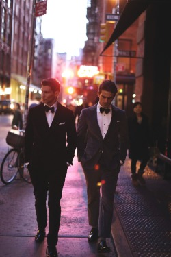Men in Suits