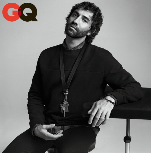 Givenchy's Riccardo Tisci: Designer of the Year