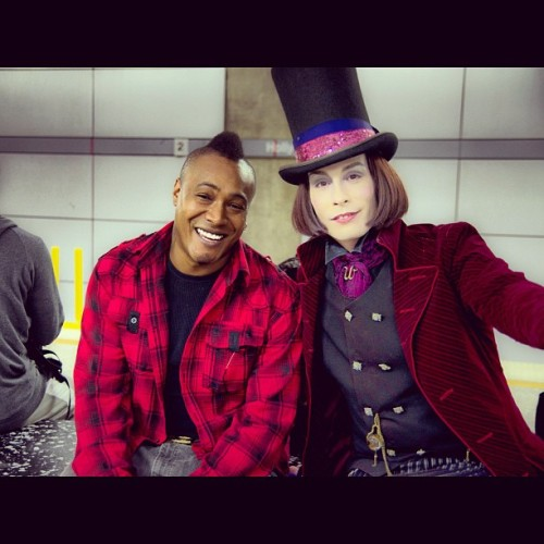 Dealz and Willy Wonka