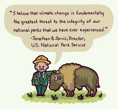 birdandmoon:  Some quotes about climate change from a growing collection I keep.  If we don't listen to the scientists, at least we can listen to the animals?!?