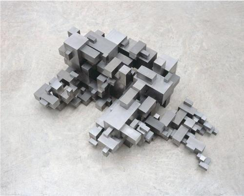 artruby:  Antony Gormley, Settle II (2005).