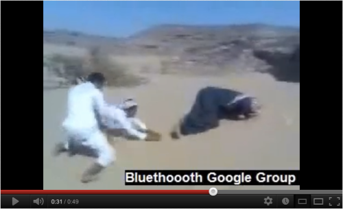 Bluethoooth Google Group