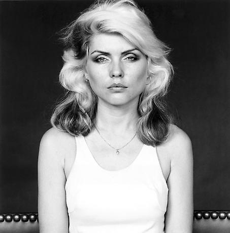 Deborah Harry by Robert Mapplethorpe, 1978