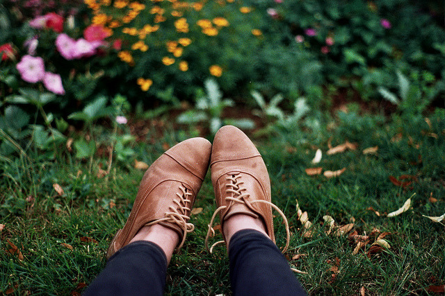 Brogues by planetails ✈ on Flickr.