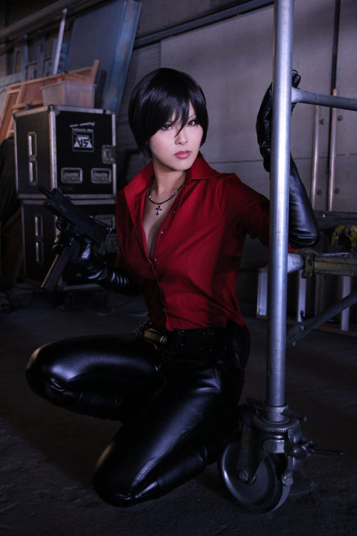 Ada Wong Cosplay by 0skane0