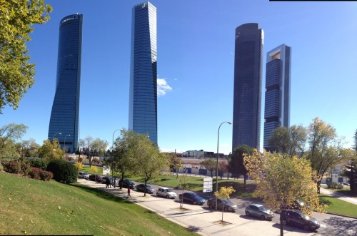 Juan Siguenza submitted:  The 4 Towers, Madrid, Spain