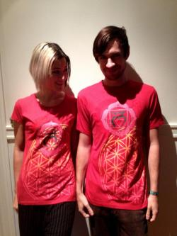 Made in the spirit of Spirit Science, these shirts are an example of how to create something new. Something that you want to create both for yourself, and also to share with others.  These shirts were created by Original Language! You can check them out on Facebook at www.facebook.com/originallanguage To learn more about them, and to receive email updates on stuff like this, check out www.transcendingmoderndistractions.com