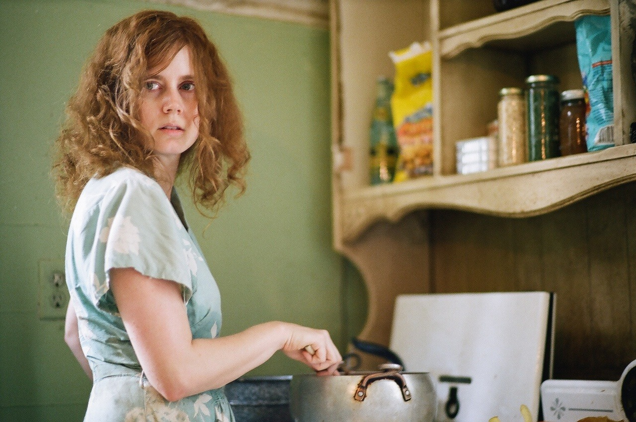 """The end of the world will start here…"" - Amy Adams in #OnTheRoad."