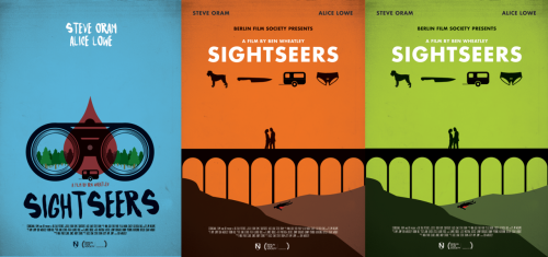 To celebrate the UK release of Sightseers tomorrow i will be giving away one of each of these limited edition prints. not available to buy anywhere. look out for the competition on Twitter/Facebook @needledesign http://youtu.be/qyg9aRqlUxM http://needledesign.bigcartel.com/