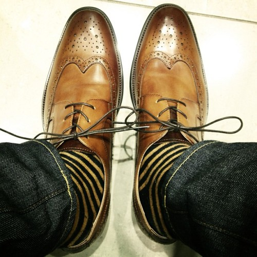 ALDO always knows what's up. 👞👔
