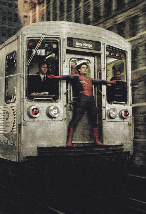 bigshotbillups:  The real Spider-Man