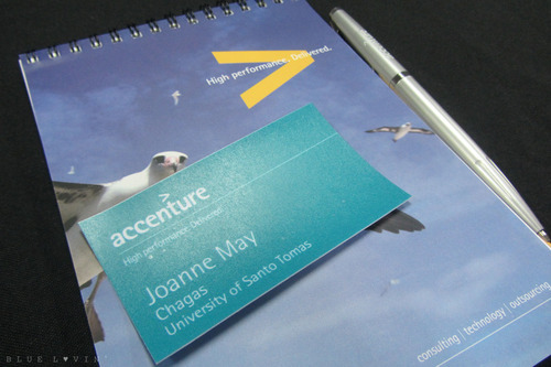 Accenture freebies