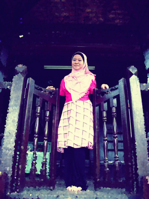 Pink Welcome (by Nurul  Khalida)