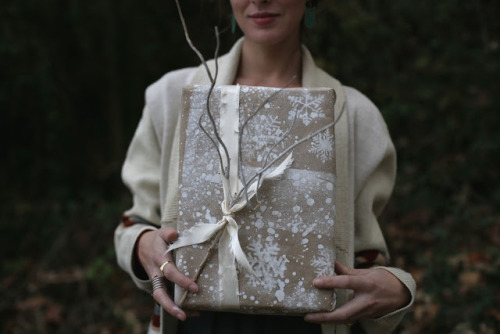 Beautiful gifting by Beca Lewis and Maggie Pate