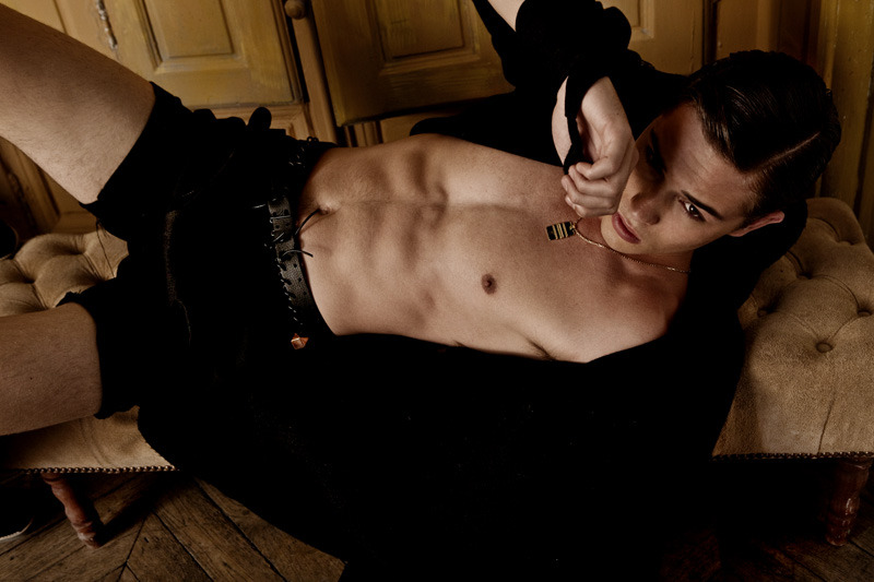 Francisco Lachowski by Michelle Du Xuan.