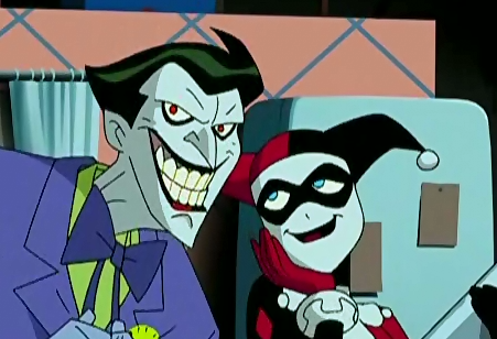 Call me old fashioned, but the Joker with Face and the non slutty Harley are better.