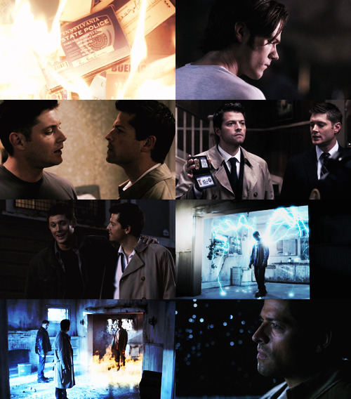 "8 caps || rubikovs requested ""Free to Be You and Me"" [Supernatural]"