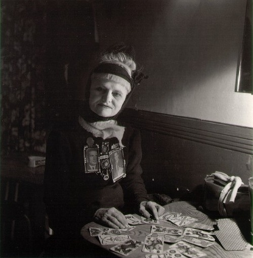 Robert Doisneau, The Fortune Teller, 1951