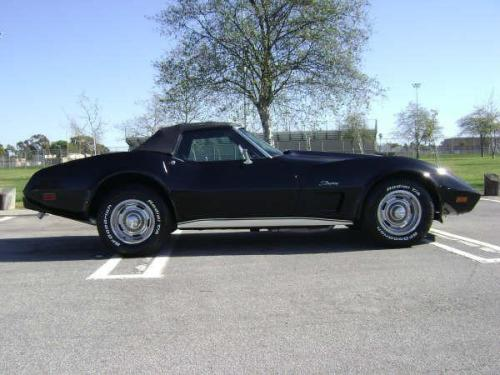 corvettes:  Corvette Stingray Convertible