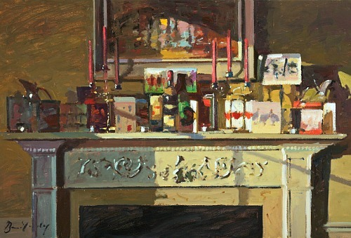 Bruce Yardley Cards & Candles 2012