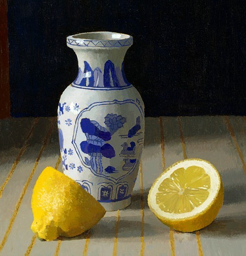 Jeremy Galton Lemon Halves 2012