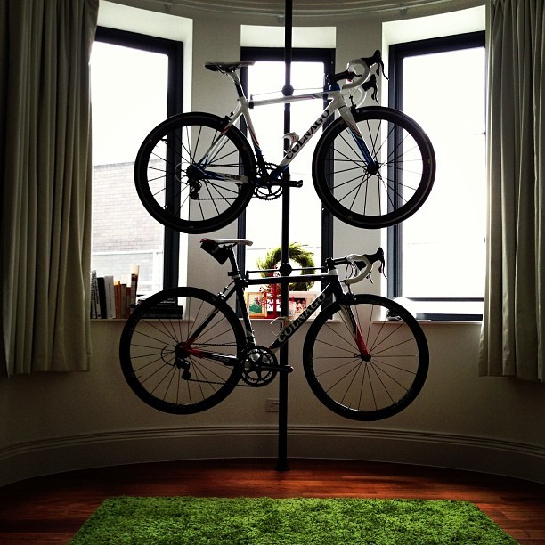 mostexerent:  Monica & Sophia have to share a room.  #firstworldpelotonproblems #FirstWorldCityLivingProblems