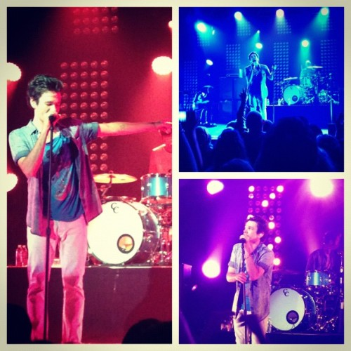 itsfanny:  Nate Ruess is a fantastic performer. Total babe.