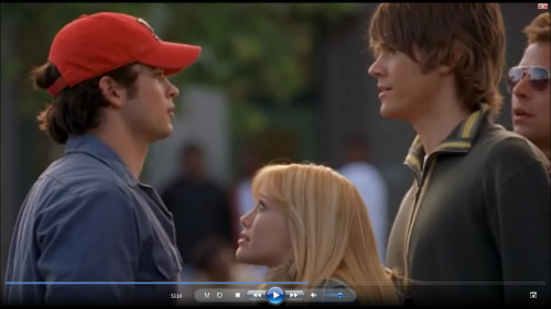 clinttbarton:   that time Sam Winchester and Superman almost got into a fight that Lizzie McGuire broke up