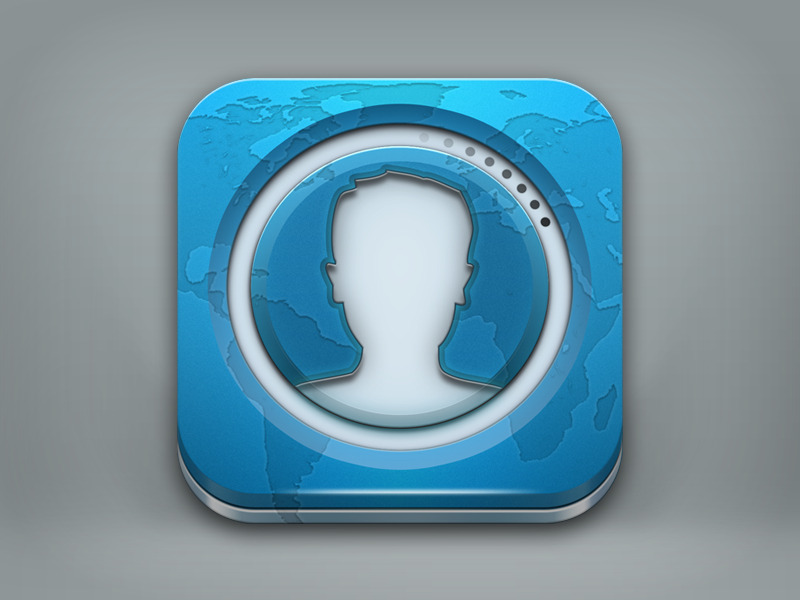 Myface App Icon on @dribbble: http://drbl.in/fXDB