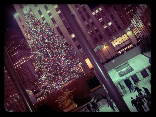 nothing like Christmas in NYC