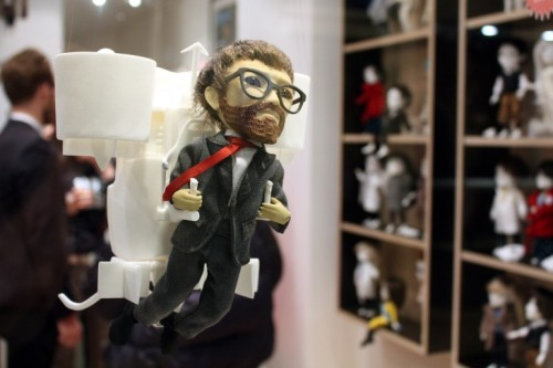 (via Wired's pop-up shop opens in London and is packed with geeks like kids in a candy store - The Next Web)