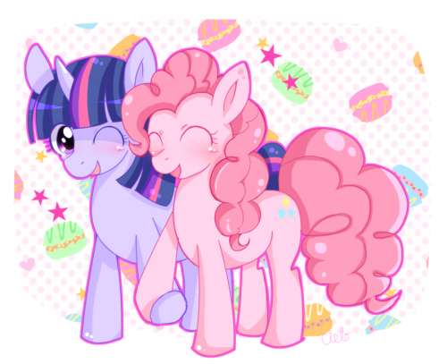 ecmajor:  MLP:Special Buddies by ~ciel-arko Well that's pretty cute… aaaaahhhh