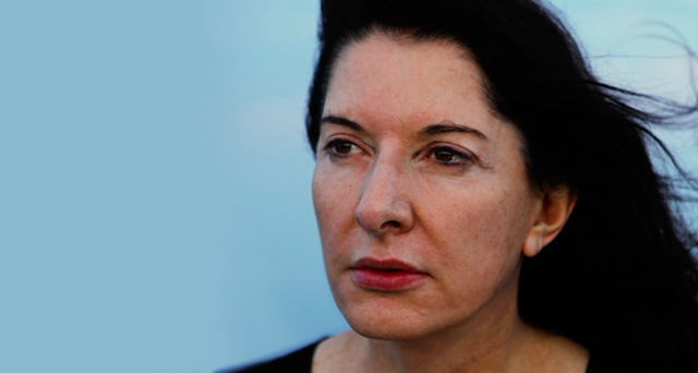 Happy Birthday Marina Happy birthday Marina Abramovic! Born in Belgrade in 1946, the controversial artist celebrates her 66th birthday today.  Celebrated as a pioneering practitioner of Performance Art, Abramovic is best known for her works that explore the physical limitations of the body, as well as the body's potential as a vehicle to spiritual metamorphosis.