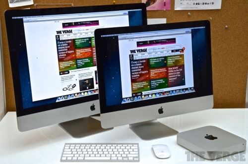 Apple iMac and Mac mini review (late 2012) From its smallest desktop to its largest, Apple's computers get a 2012 refresh